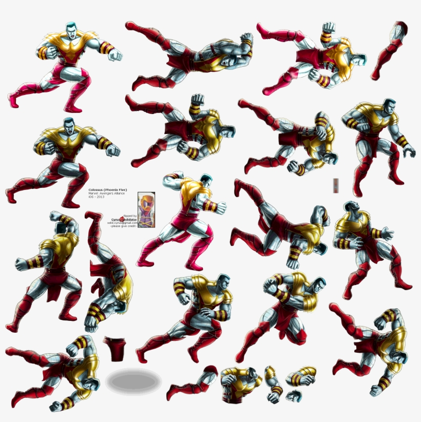 Click For Full Sized Image Colossus - Clip Art, transparent png #2107902