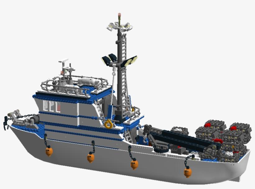 Crab Fishing Boat, transparent png #2117129