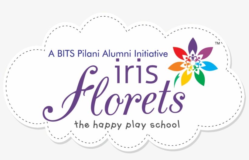 Iris Logo Png - Iris Florets Play School, transparent png #2124700