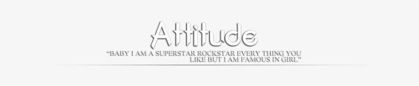 Rk Editing Png Hd Text Hindi English Mix Ravi - Attitude