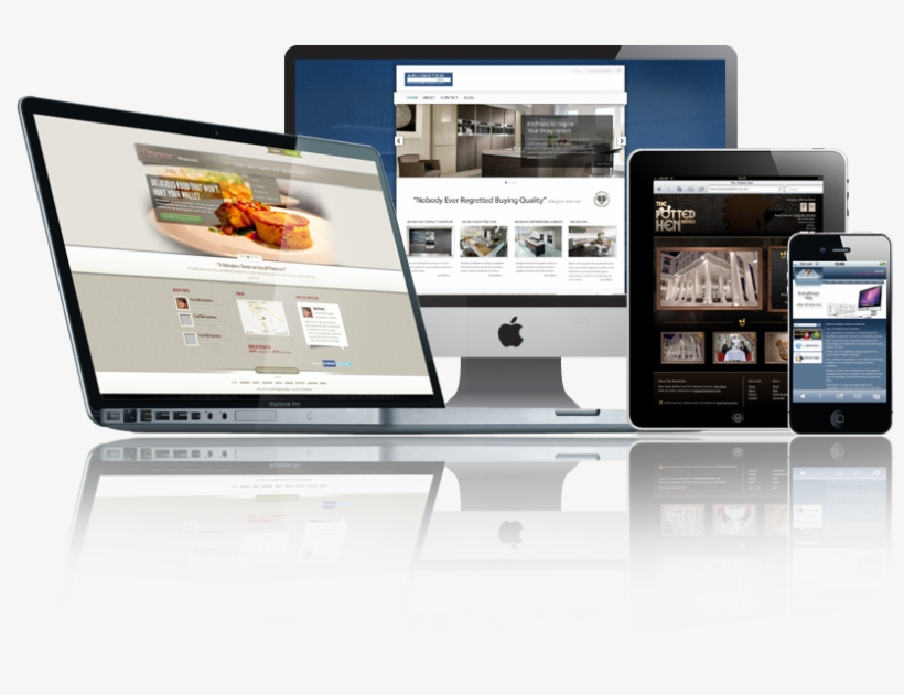 Local Website Design Responsive Web Design - Boston Web Design, transparent png #2125357