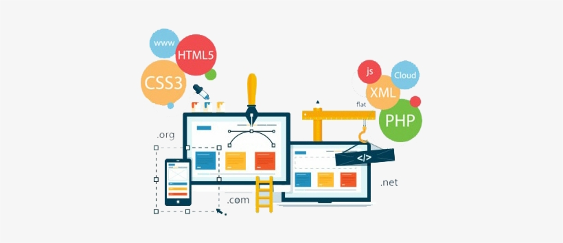 Web Development Creative Web Design Banner Free Transparent Png Download Pngkey