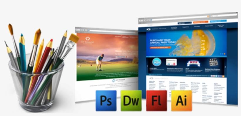 Web Design Services - Web Designer Banner Png, transparent png #2125962