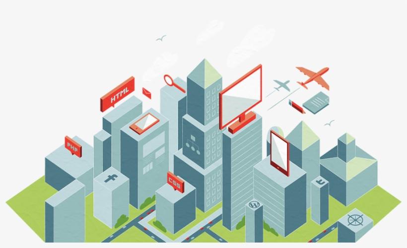 Banner - Websites Design And Development, transparent png #2126702