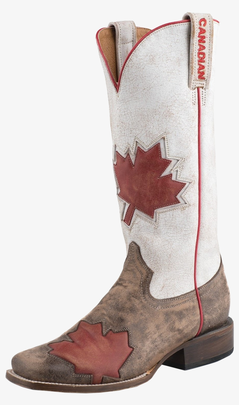 57ea028e341 Loading Detail - Canadian Flag Cowboy Boots - Free Transparent PNG ...