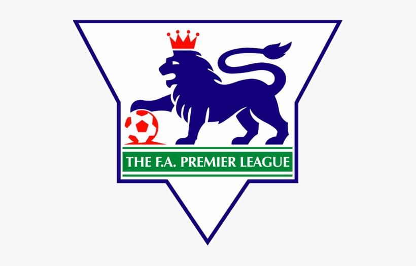 Premier League Logo Old Premier League Logo Free Transparent Png Download Pngkey