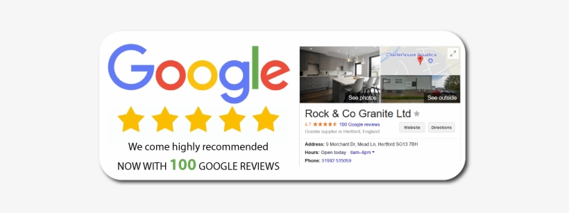 Rockandco Google Reviews - We D Love Your Feedback - Free