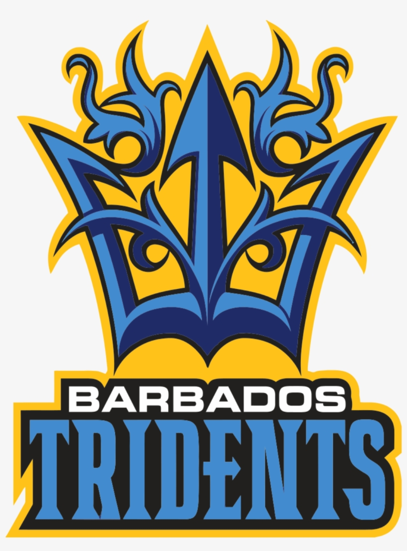Barbados Tridents 2018 Png - Trinbago Knight Riders Vs Barbados
