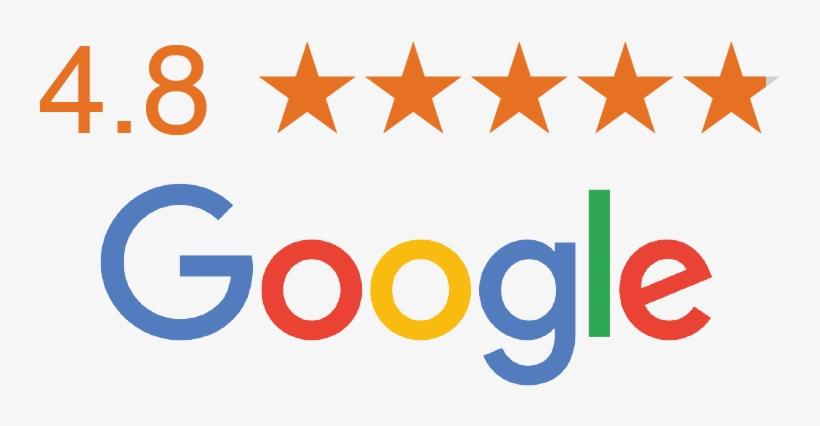 See All Our 56 Google Reviews - Unisex Google Logo 85% Cotton Wool
