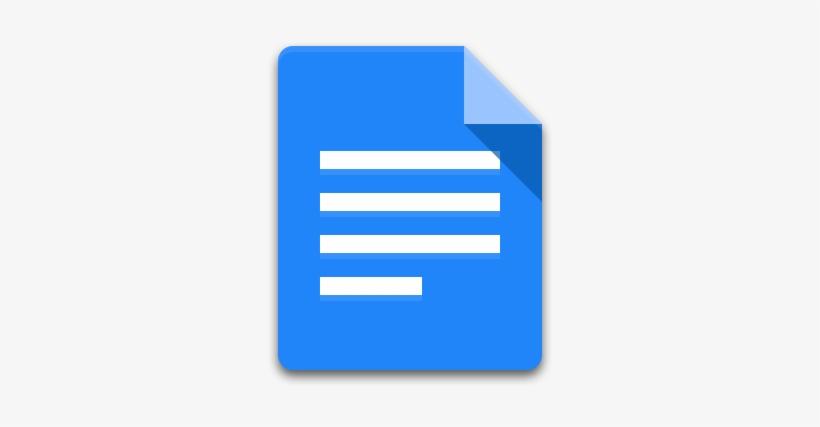 Google Documents - Google Docs Icon Png, transparent png #2134383