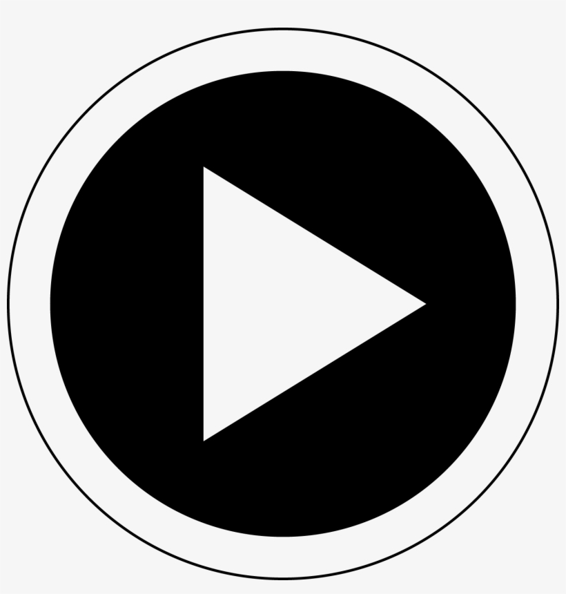 Icono Youtube Circle Free Transparent Png Download Pngkey