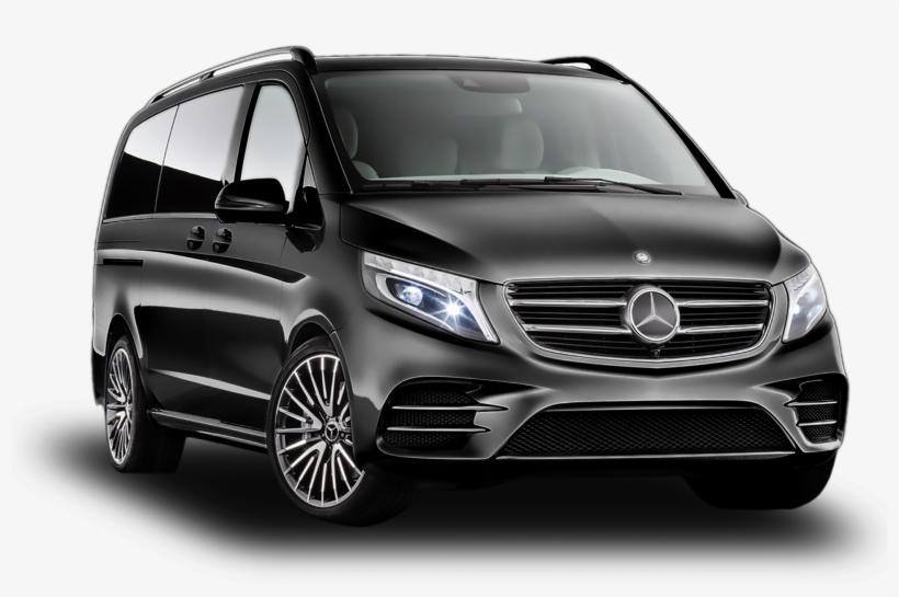 Mercedes-benz V Class - Mercedes Benz V Class Png, transparent png #2137210