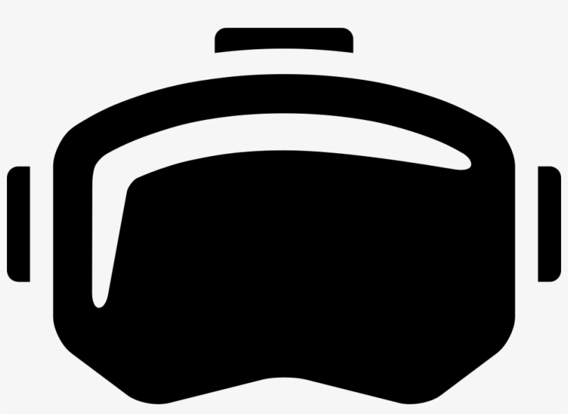Vr Headset - - Virtual Reality Headset Clip Art, transparent png #2138977