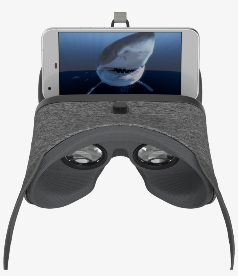 Google Daydream View Vr Top View - Google Daydream Transparent Png, transparent png #2139024
