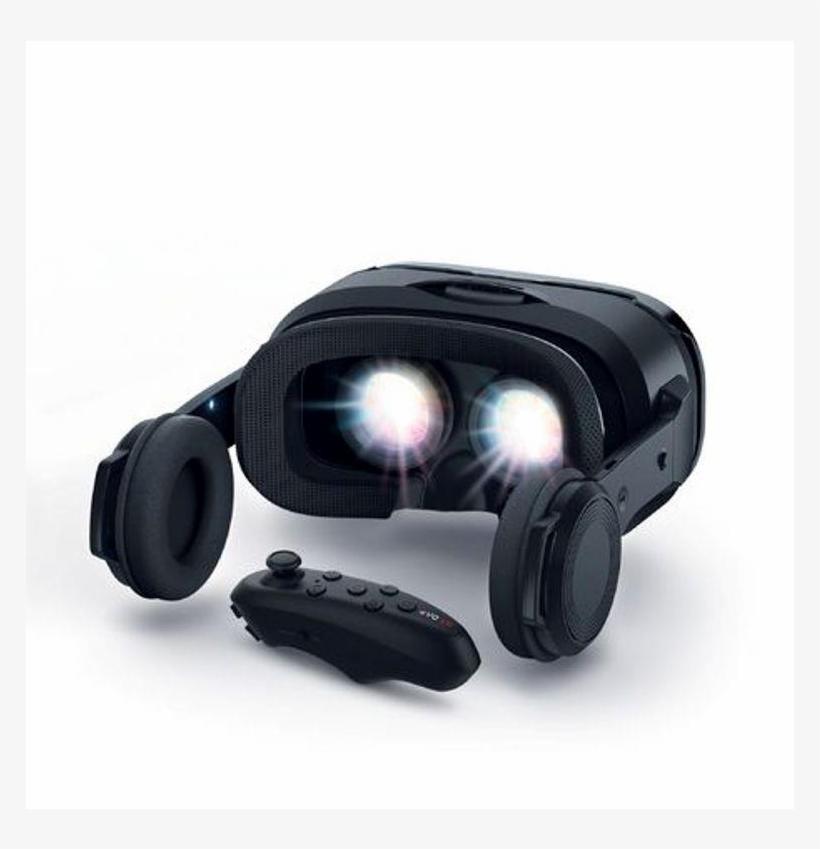 Auction - Evo Mega Pro 3d Virtual Reality Headset, transparent png #2139243