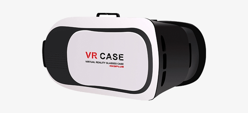 Vr Glasses - Vr 360 Virtual Reality Headset, transparent png #2139355