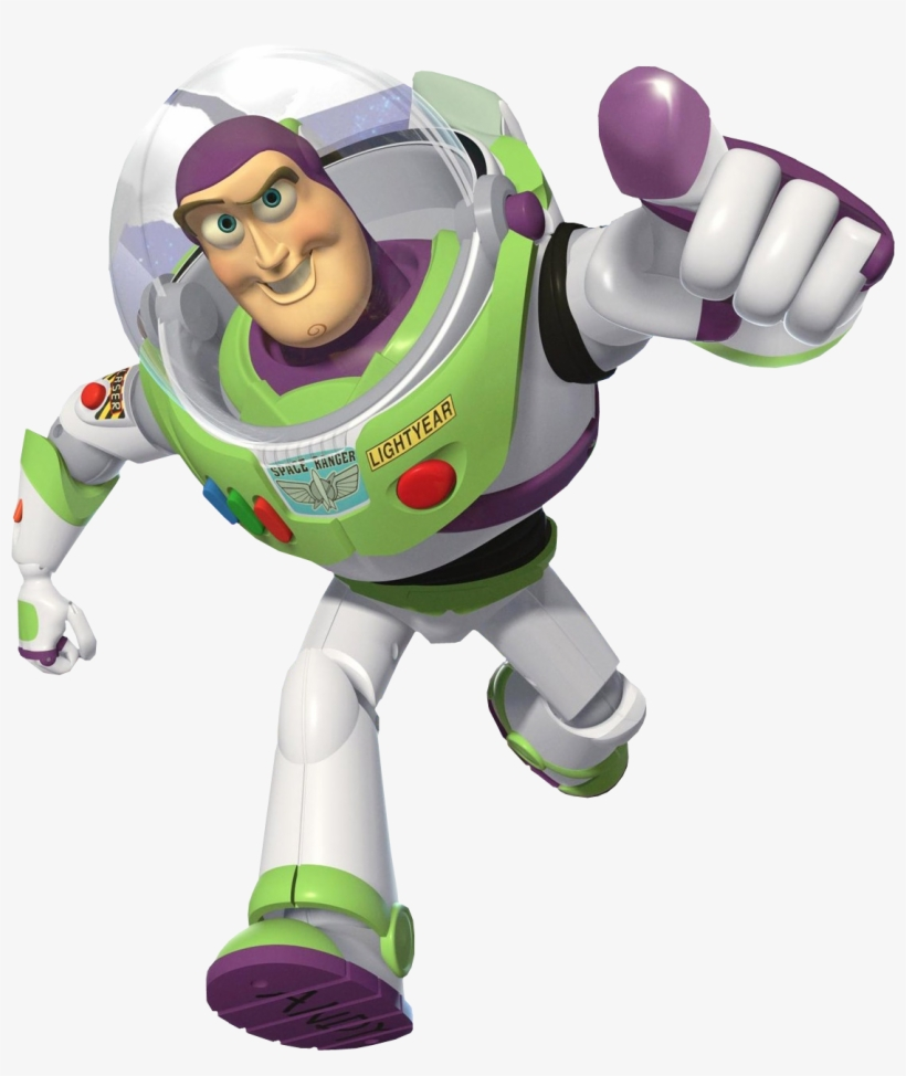 Buzz Lightyear Png Free Download - Toy Story Buzz Lightyear Png, transparent png #2140154