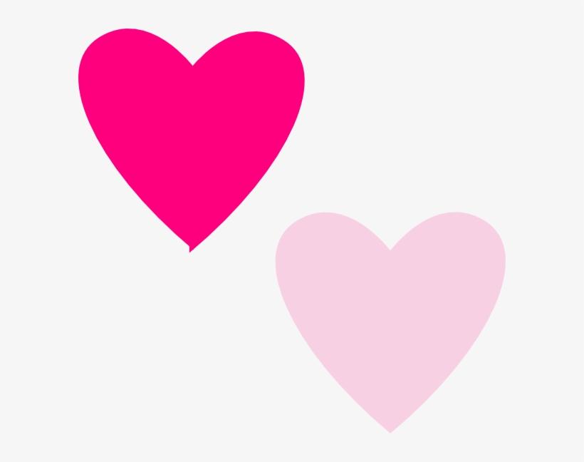 Czeshop Images Light Purple Heart Clip Art - Pink Hearts ...