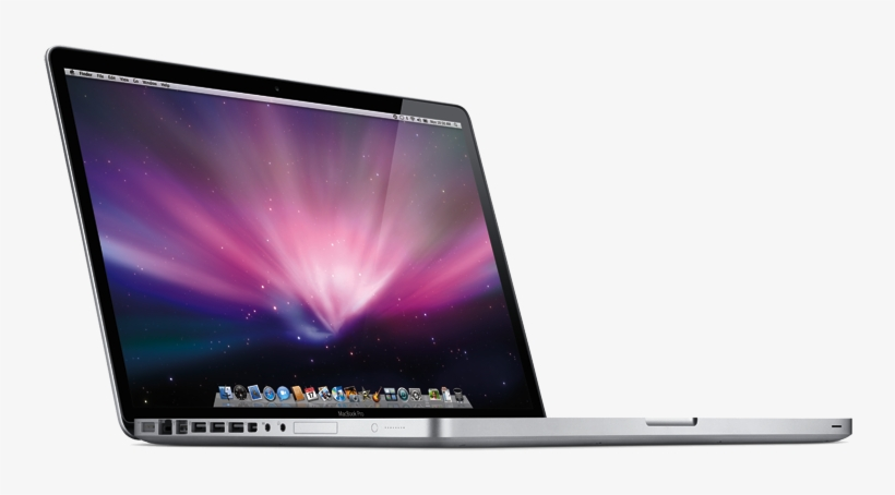 Each Off-campus Site Has 2 Laptops - Macbook Pro 2009 17 Inch, transparent png #2144141