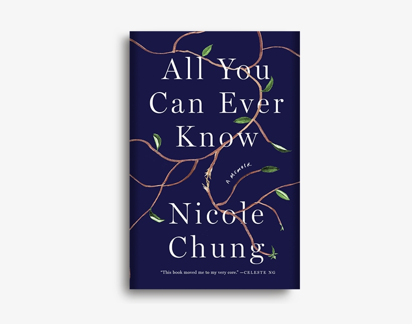 Nicole Chung All You Can Ever Know, transparent png #2144812