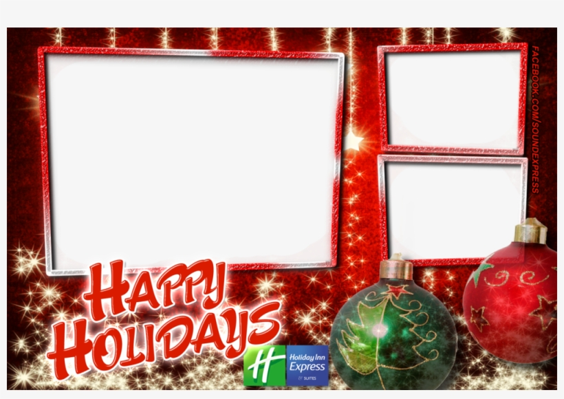 Photo Booth Holiday Party Template Christmas Template Png Photo