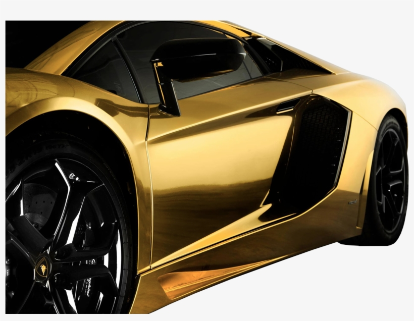 Lambo Black And Gold Lamborghini Png Free Transparent Png