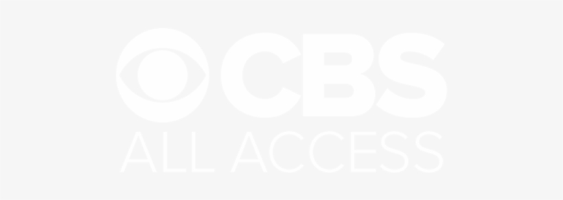 Available To Watch On - Cbs All Access Logo White, transparent png #2152279