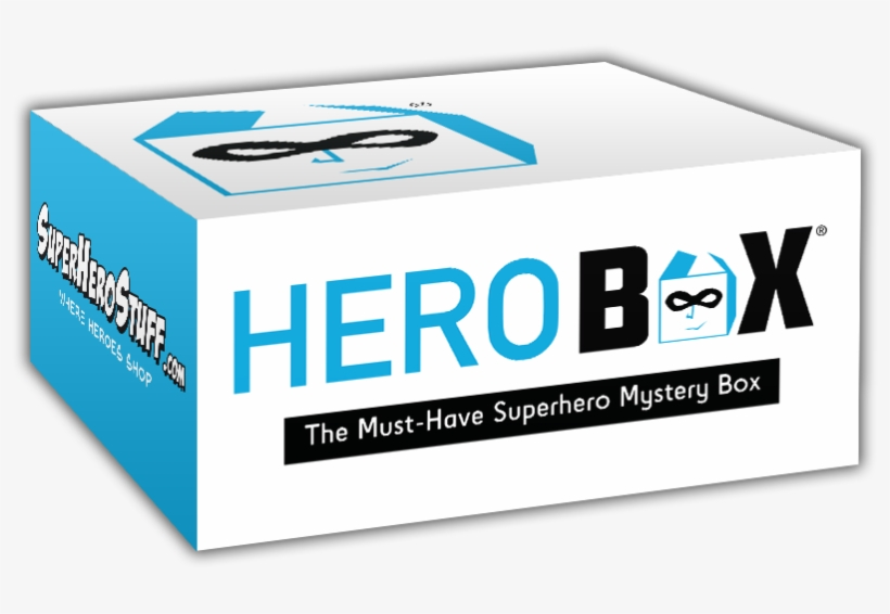 What Is It A Mystery Box - Captain America Civil War Stuff, transparent png #2156507