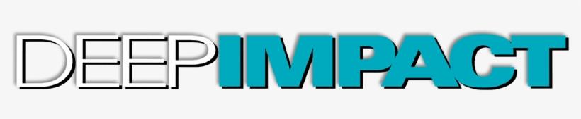 Deep Impact Image - Deep Impact Logo Png, transparent png #2157448