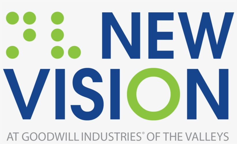 Logo For New Vision At Goodwill Industries Of The Valleys - New York New York Las Vegas Logo, transparent png #2159703