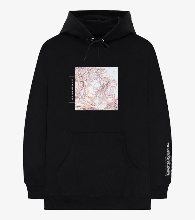 Lost In Japan Floral Hoodie - Kanye West Wyoming Hoodie, transparent png #2160335