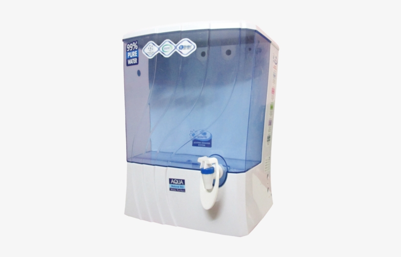 Water Lily Domestic Ro Water Purifier - Aqua Water Lily Water Purifier, transparent png #2161555