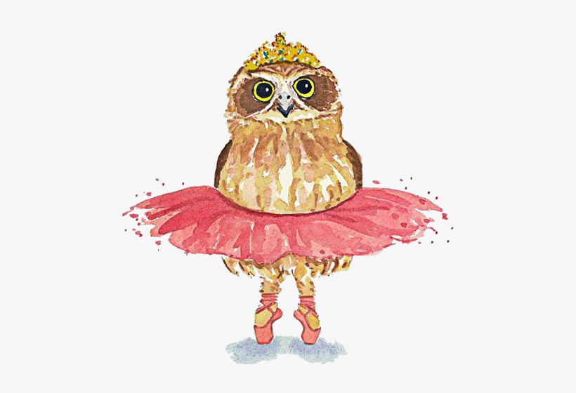 Owl Watercolor, Watercolor Animals, Owl Paintings, - Owls Paint Watercolor, transparent png #2164002