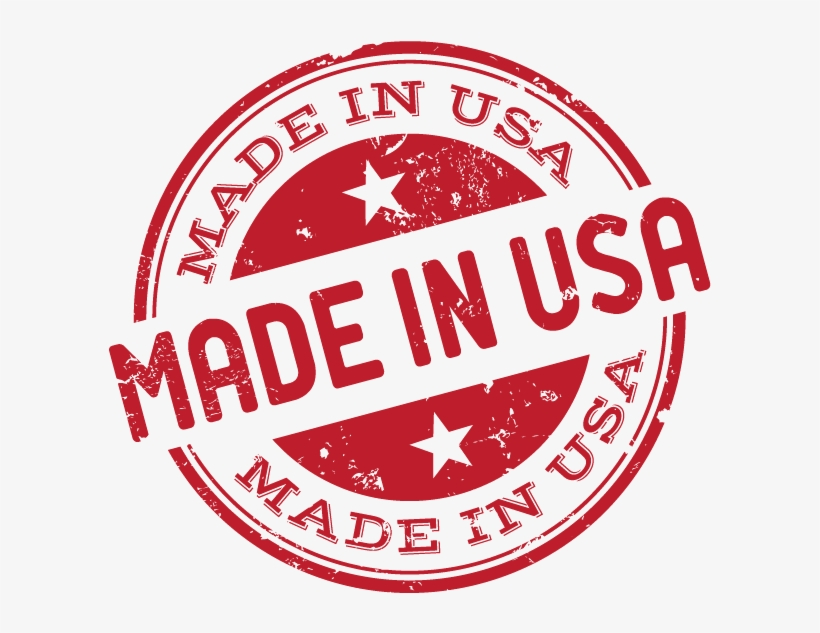 Made In Usa - Made In The Usa Stamp Vector, transparent png #2167214