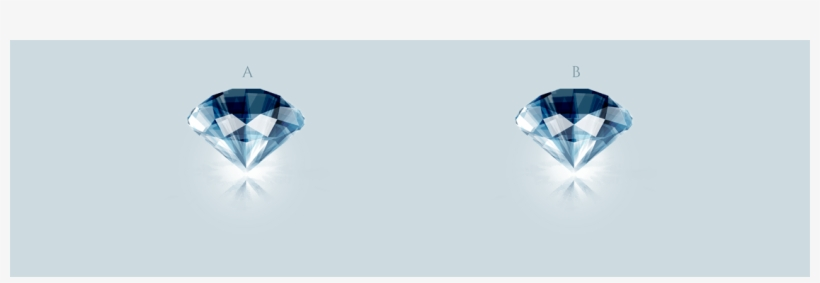 These Two Identical Diamonds Share The Exact Same Mineral - Valued...: Moving From Your Past Into Your Purpose!, transparent png #2168778