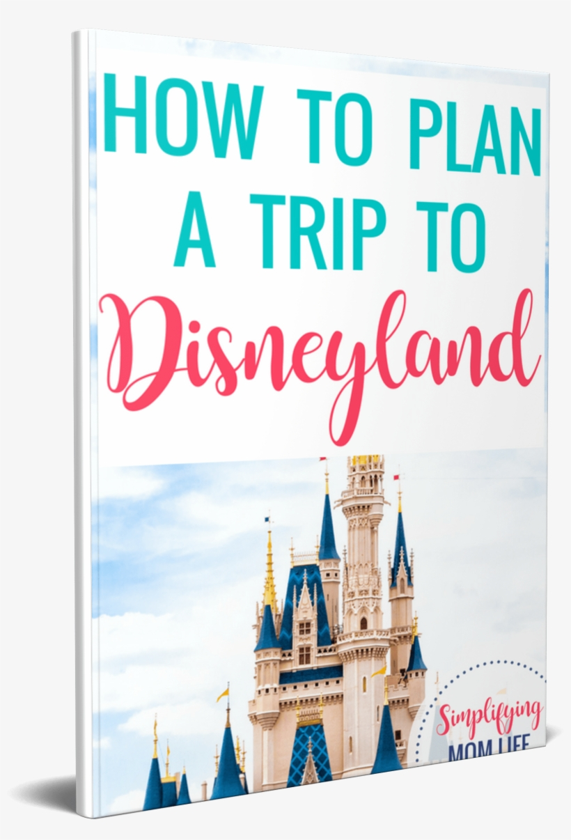 Grab This Ebook Today And Kick-start Your Disneyland - Disney World Is My Second Home, transparent png #2171147