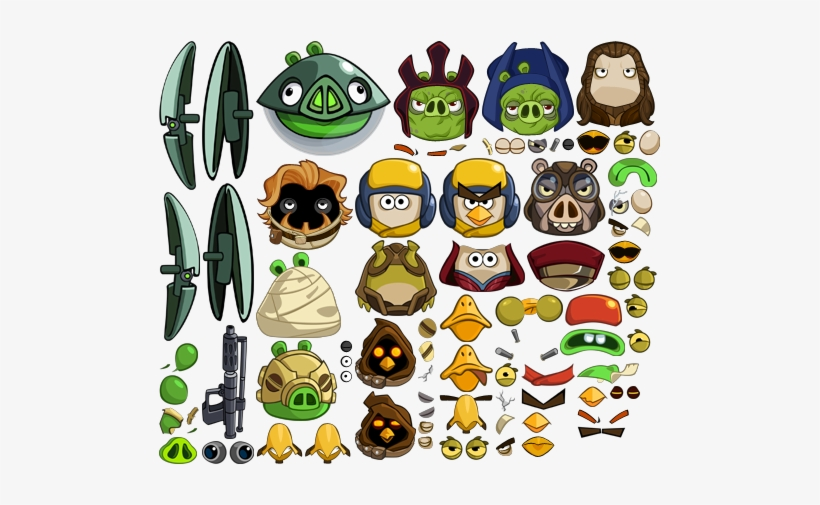 Angry birds star wars characters pigs download angry birds star.