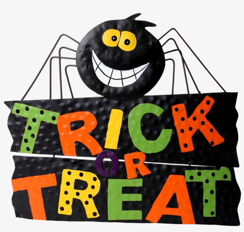 Trick Or Treat Png Background Image - Trick Or Treat 2017, transparent png #2175758