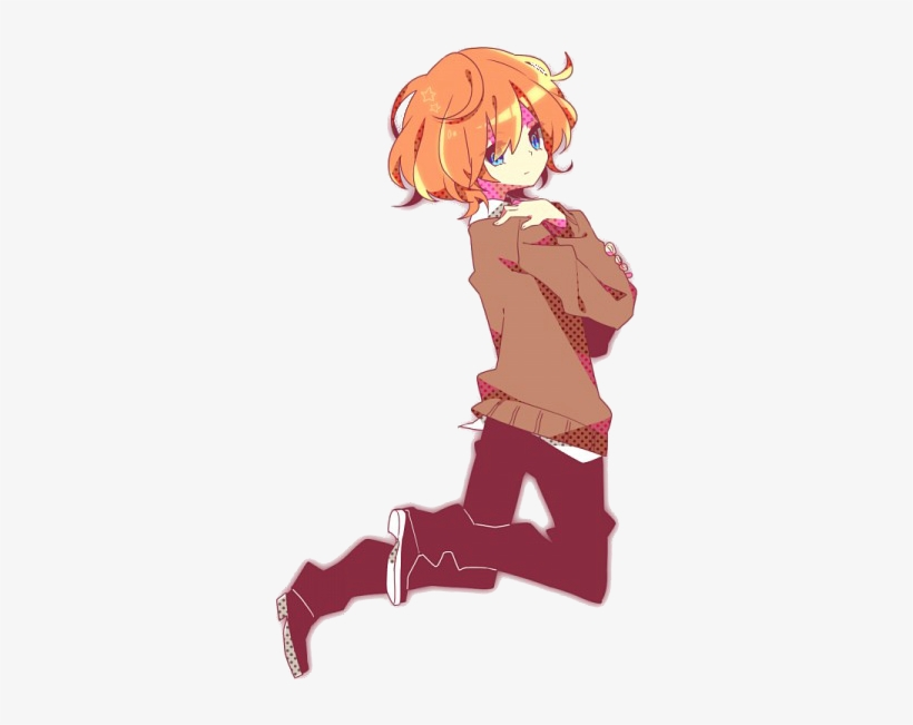 Cute Anime Girl Png - Cute Anime Girls Png, transparent png #2177397