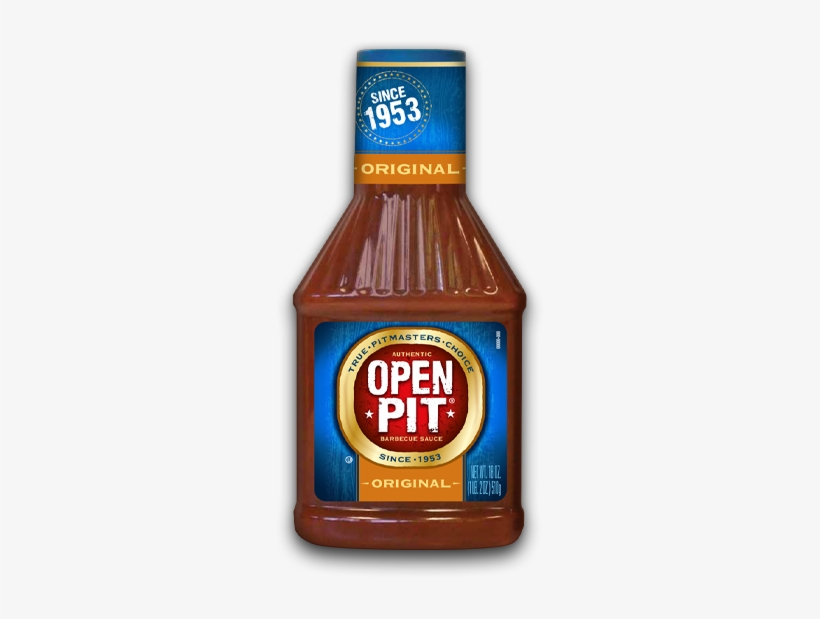 Previous - Open Pit Barbecue Sauce, transparent png #2179868