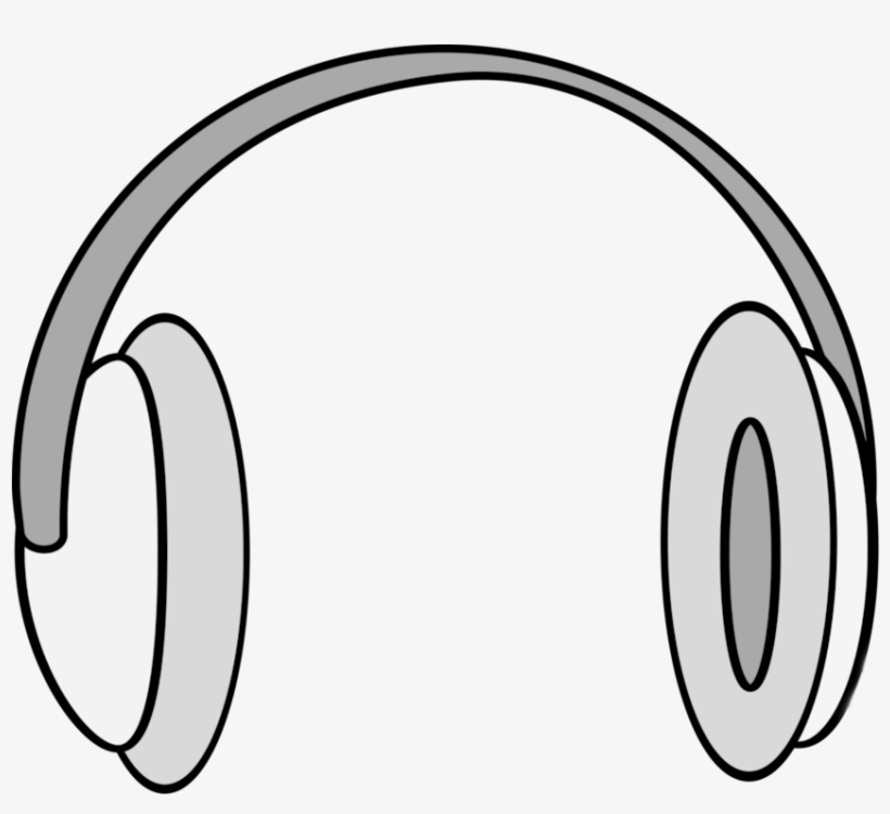 Listening Music Download Hearing Music Download - Headphone Clipart, transparent png #2182619