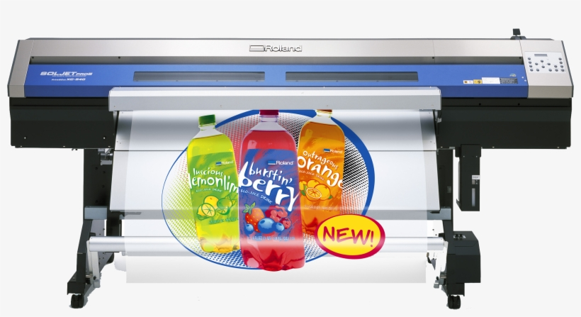 Printing Png Files - Panaflex Banner Machine Png, transparent png #2184164