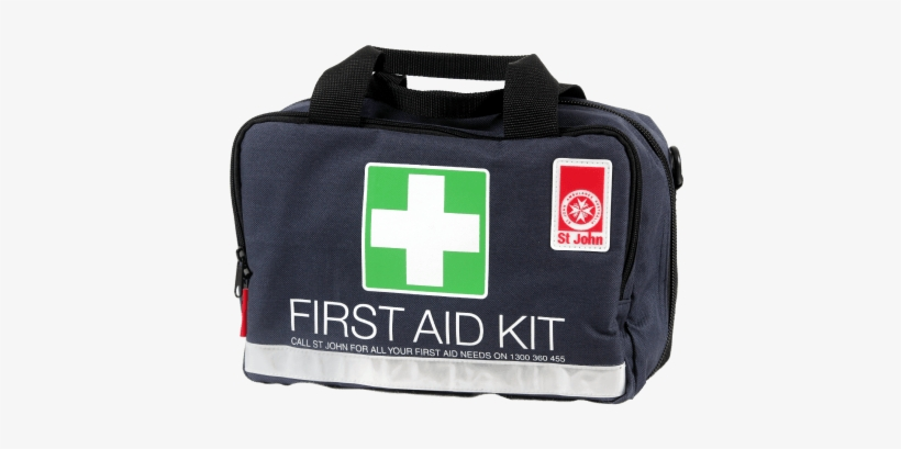 Medium Leisure Family First Aid Kit St Johns Ambulance - First Aid Kit Apollo Pharmacy, transparent png #2186584