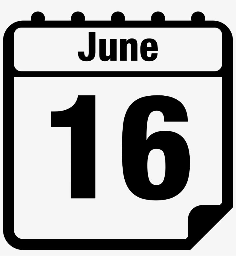Calendario Clipart.June Clipart June Calender 18 De Agosto Calendario Free