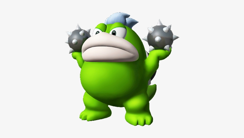 Spike Boss Mario Party 9 Jefes Free Transparent Png