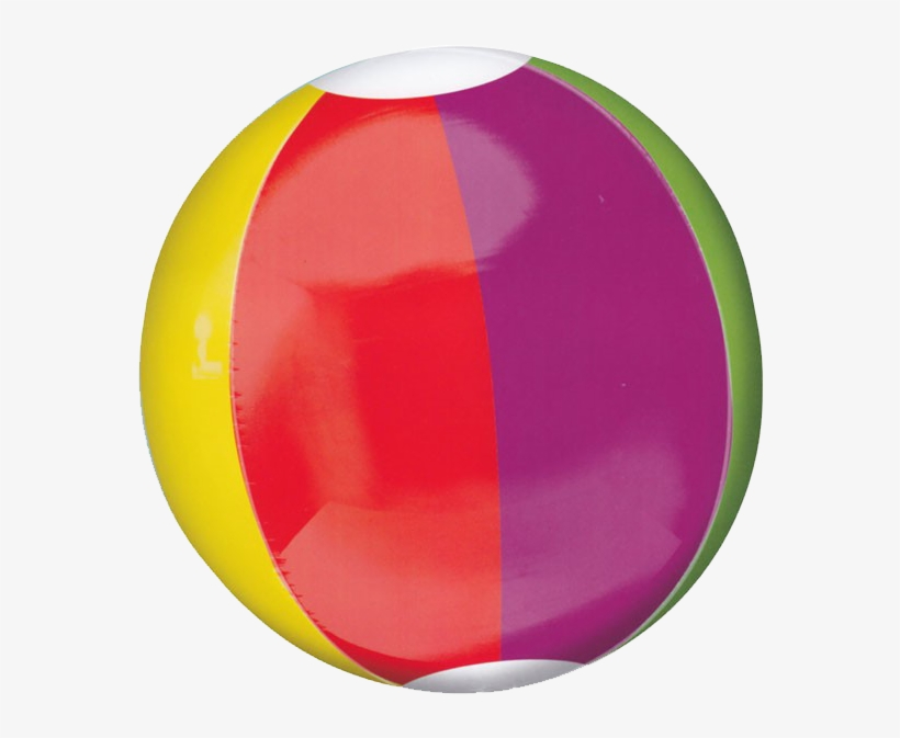 16 Beach Ball Orbz Balloons All American Balloons - Beach Ball Orbz Balloon, transparent png #2193279