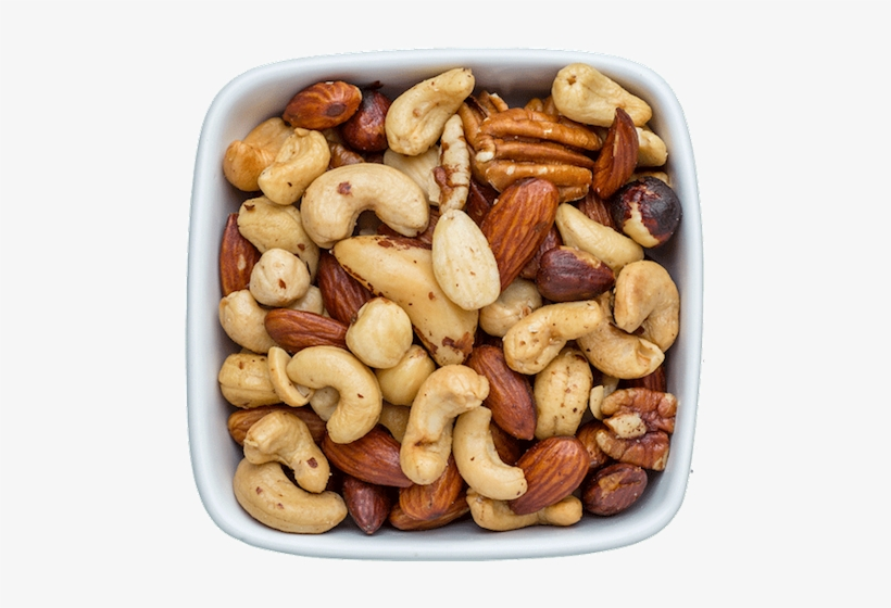 Roasted Salted Deluxe Mixed Nuts - Mixed Nuts - Free
