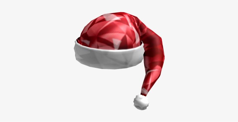 Sparkle Time Santa Hat Christmas Hat Roblox Free Transparent Png