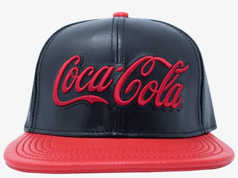 Coca-cola Script Black Hat - Coke Hats - Free Transparent PNG ... b4e10fbfc0b