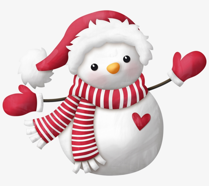 Фотки Christmas Snowman, Christmas Clipart, Xmas, Winter - Christmas Clipart Penguin, transparent png #2196436